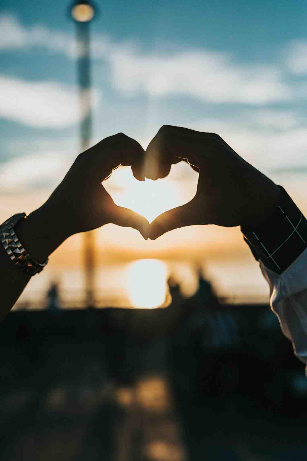 Comment prouver son amour