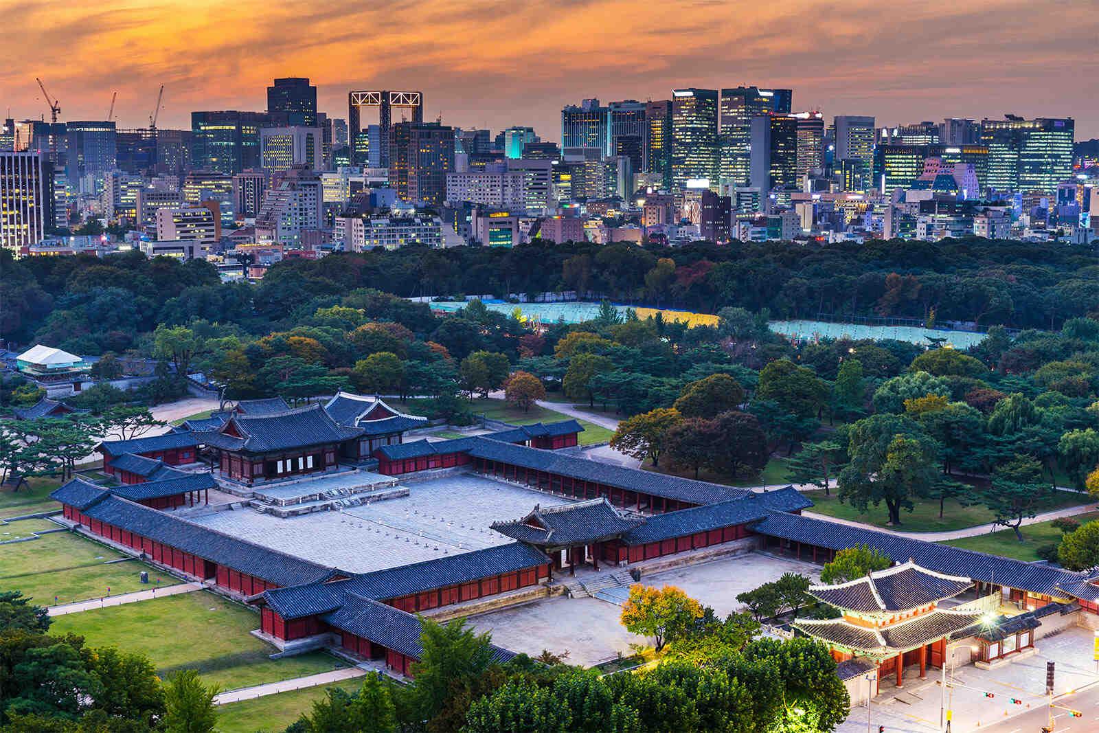 Corée du sud séoul