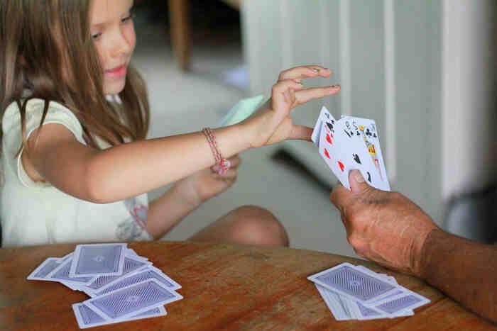 Jeux de cartes 52